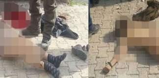 Leichen gefolterter Frauen in Cizre