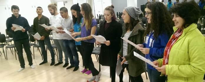 Jerusalem Youth Chorus