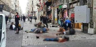 Explosion in Istanbul