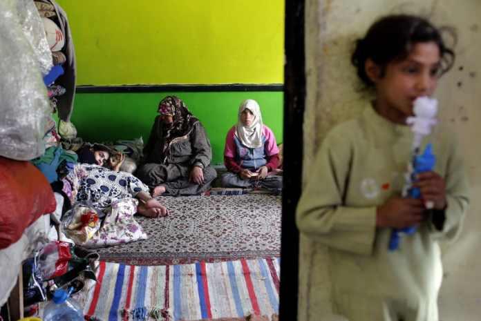 Syrische Flüchtlinge in Gaziantep