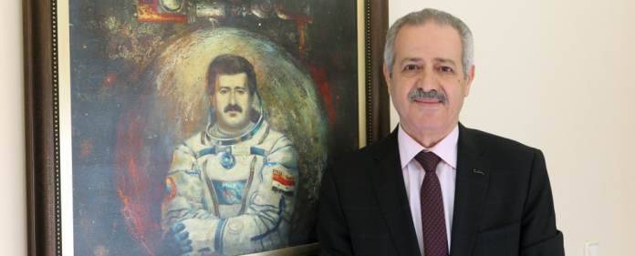 Syrischer Astronaut Mohammed Faris