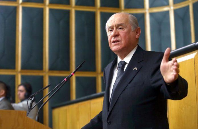 MHP-Vorsitzender Devlet Bahçeli