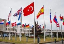 NATO-Hauptquartier in Mons