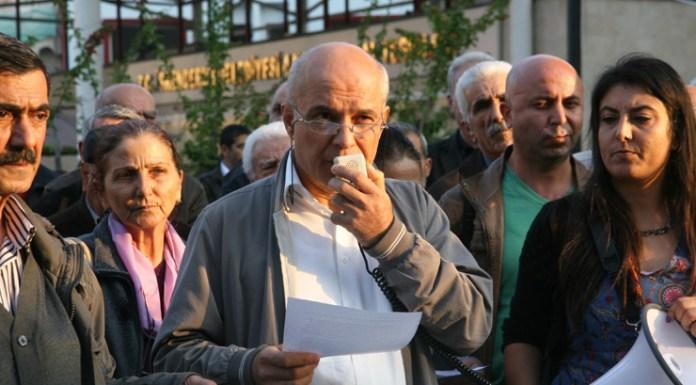 Menschenrechtsaktivist Coskun Selcuk