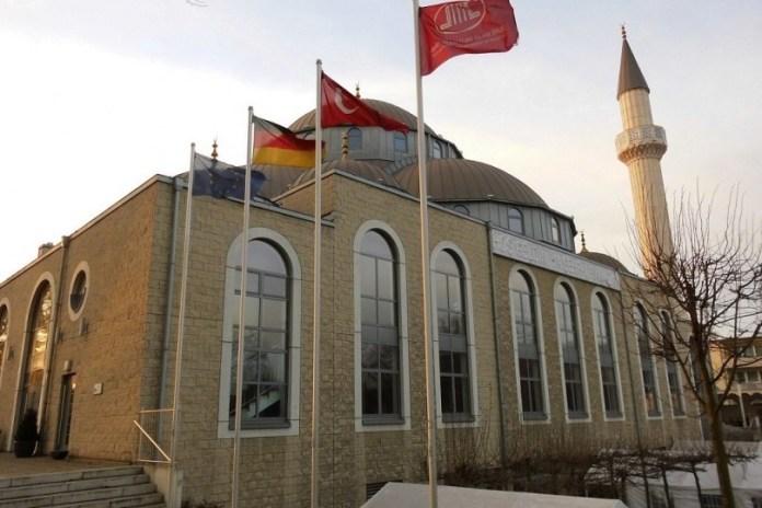 Ditib-Moschee in Marxloh