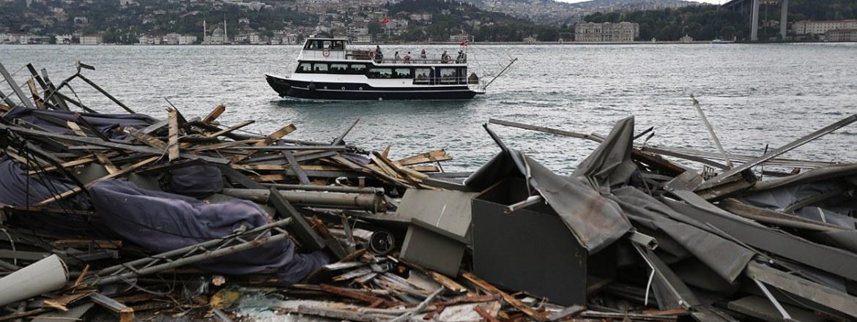 Fünf Monate nach Terrorangriff: Istanbuler Club Reina abgerissen