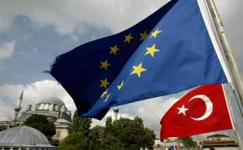 EU-Türkei Beziehungen.
