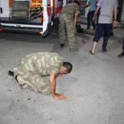 Hunderte Mehmetcik durch Iftar-Mahlzeit vergiftet