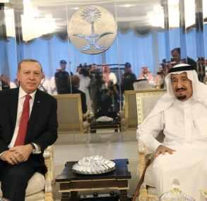 Katar-Krise: Erdoğan besucht Golfstaaten