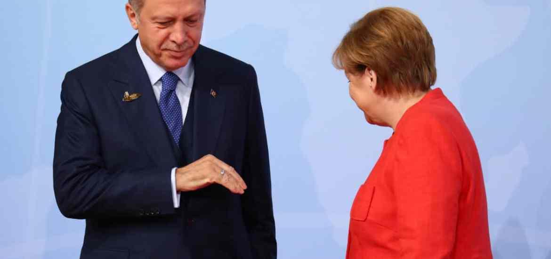 Deutsch Tuerkische Beziehungen