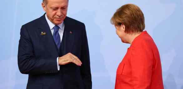 """Erdogan zu Deutsch-Türken: """"Wählt nicht die türkeifeindliche CDU, SPD oder die Grünen"""""""