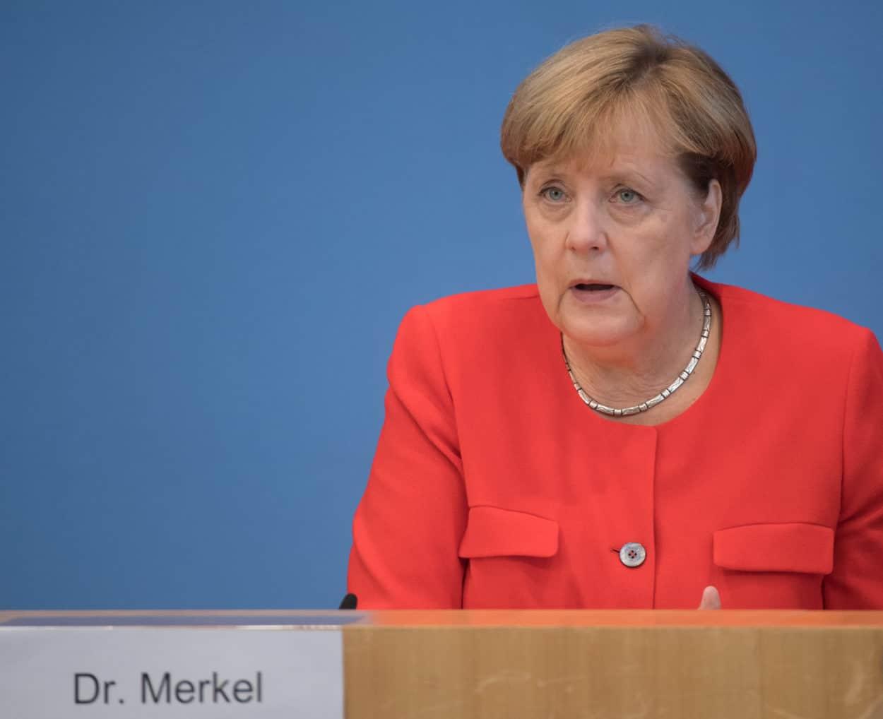 Merkel fordert erneut Freilassung von Häftlingen in der Türkei