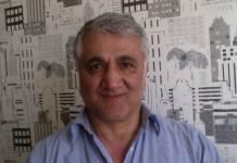 Hamza Yalcin Spanien Journalist Schriftsteller Red Notice Interpol Foto Facebook