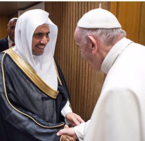 Vatikan und Muslim-Liga einigen sich!