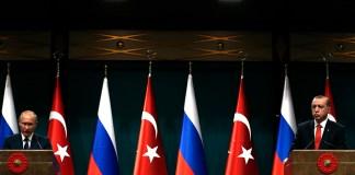 Erdogan Putin Syrienpolitik Irakpolitik