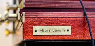 Made in Germany-Produkte sind im Ausland sehr gefragt.