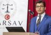 YARSAV Präsident Murat Arslan