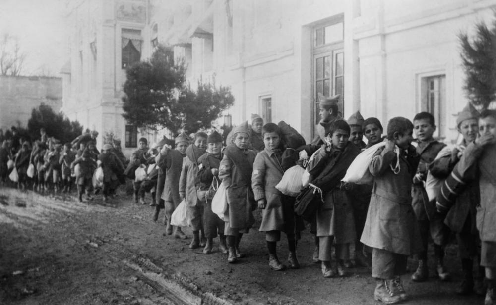 Niederlande: Armenier-Massaker waren Genozid