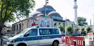 Bombendrohungen gegen Moscheen in Deutschland