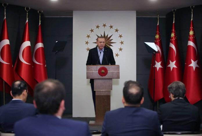 Erdogan Spendenkampagne