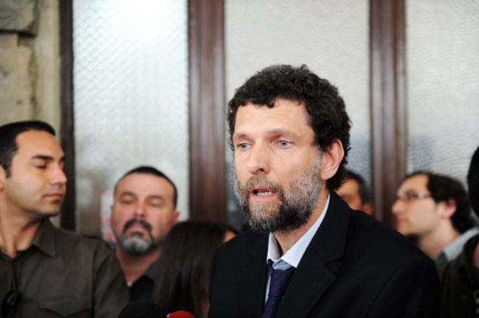 Ein regionales Berufungsgericht in istanbul hat den Freispruch von Osman Kavala widerrufen.