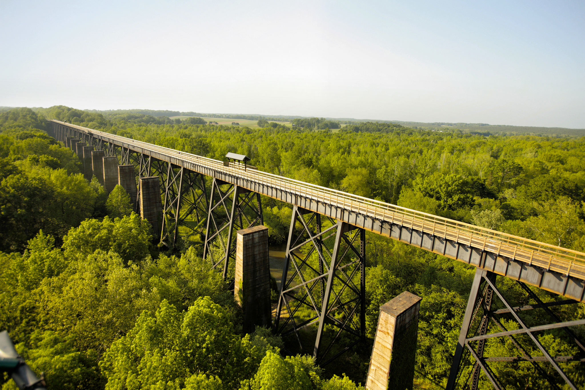 Virginia S High Bridge Trail Hike Is Thrilling And Incredible