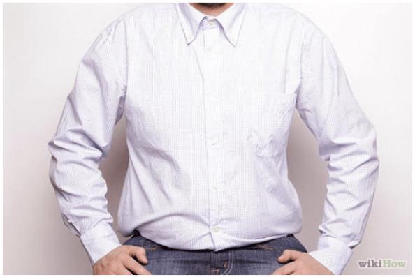 Bien choisir des vêtements à sa taille