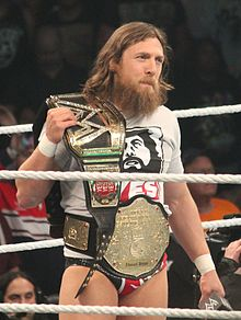 Daniel Bryan has had a tough go of it since winning the title at Wrestlemania 30.