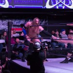 Chris Hero is now the immovable object