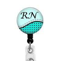 RN Badge Reel, Retractable Badge Reel, Nurse   DianeTuGetit