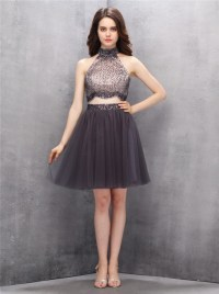 2 Piece Homecoming Dresses,Short Homecoming by solo on Zibbet