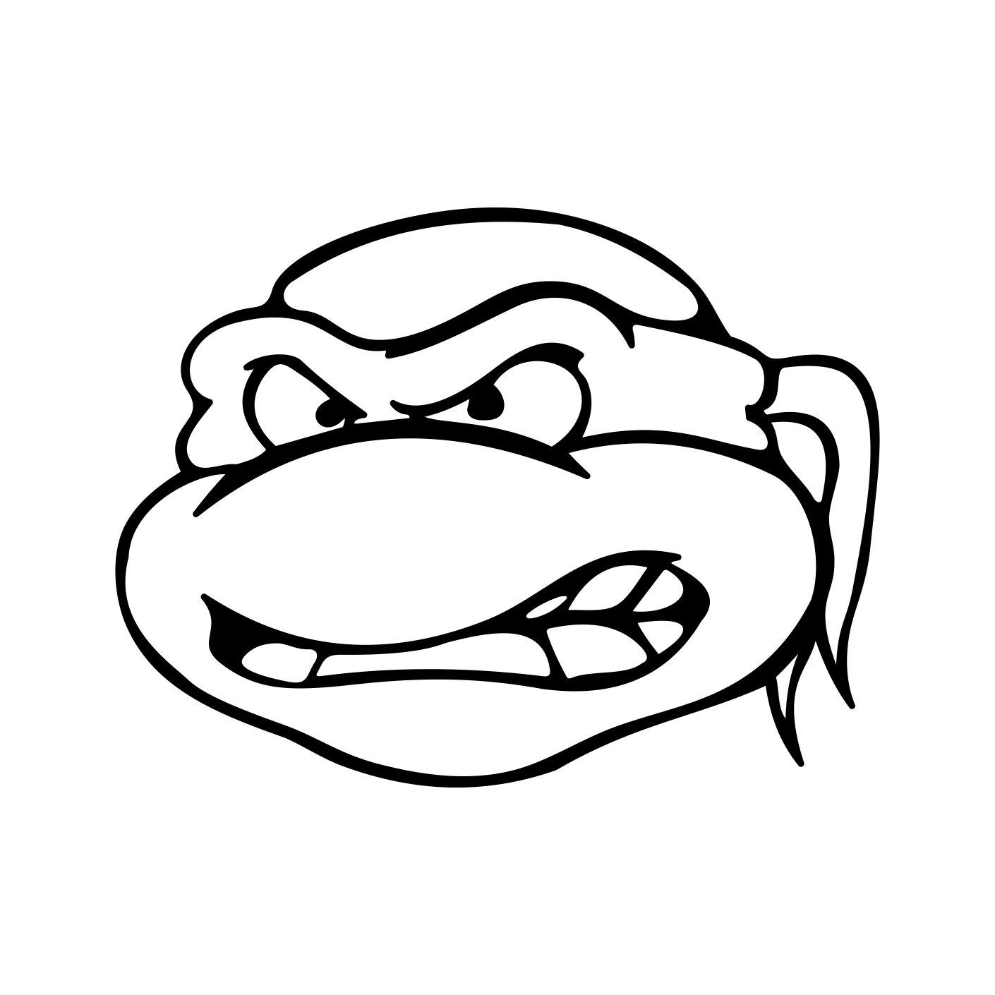 Ninja Turtle Cricut Graphics Design Svg Dxf By