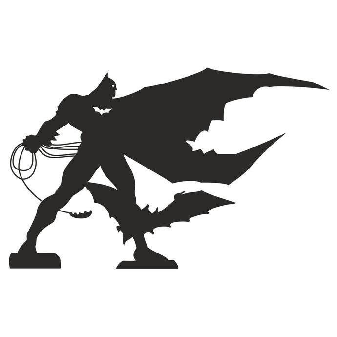 batman graphics design svg