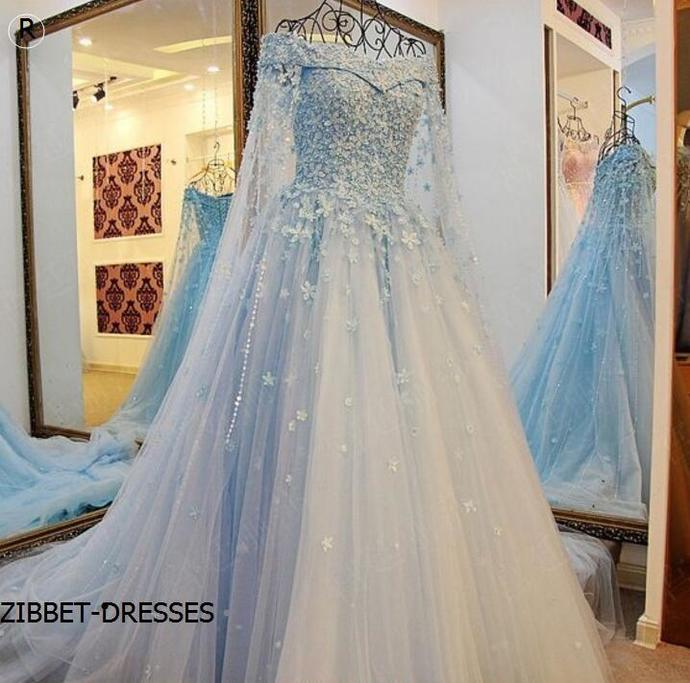 Prom Dresses Extravagant deco dress dress special by
