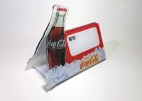 Vintage Coca Cola Acrylic Restaurant Table   mycoffeeboy