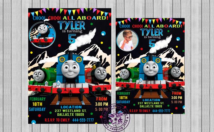 thomas the train birthday invitations thomas and friends birthday invitations thomas the train thomas and friends invitation thomas