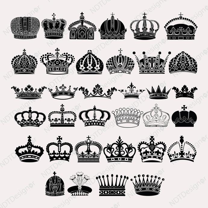 Royal crown by NDTDesigner on Zibbet