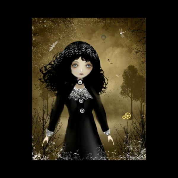 Steampunk Digital Art Gothic