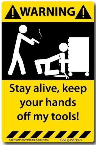 Tool Box Decal For Your Craftsman Matco Mac By Stickfigs