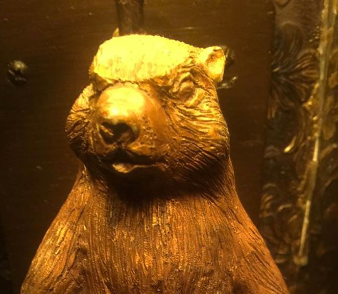 MONUMENTS IN TIME: GOLDEN GOPHER