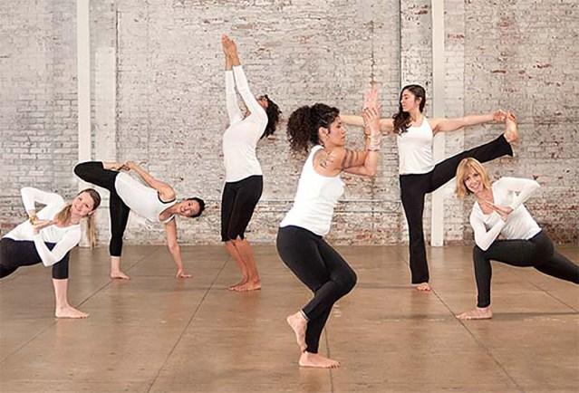 Yogis on the Move: Yoga On Demand