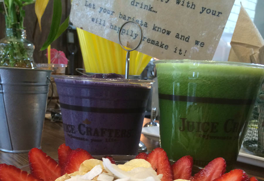 Juice Crafters: Perfect Natural Remedy for the Modern Age