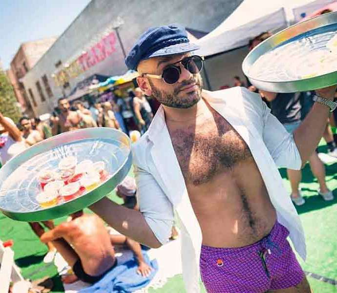 SUMMERTRAMP is the Party of the Season