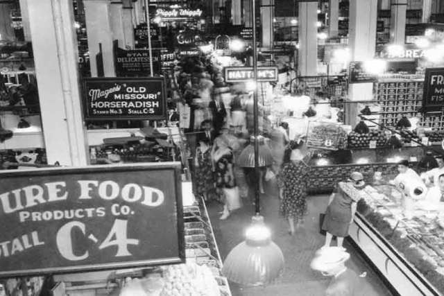 Monuments in Time: Grand Central Market