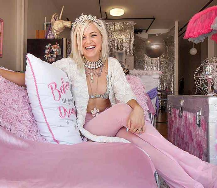 Sparkl Fairy Couture: The Source of DTLA's Fashion Magic
