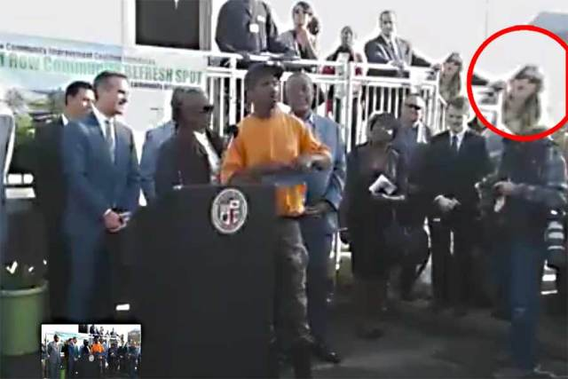 "LA CAN Rips Mayor Garcetti at Refresh Spot Grand Opening – Demands City Hall Follow ""Dirty Divide"" Guidelines"