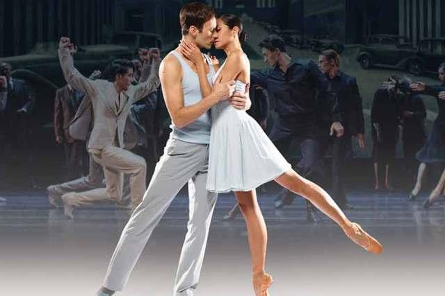 Joffrey Ballet Takes On Romeo & Juilet