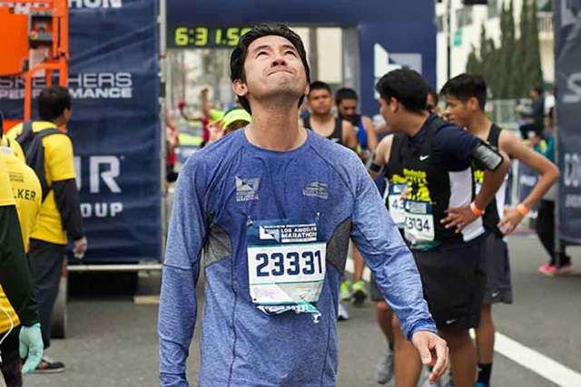 LA Marathon Run Down
