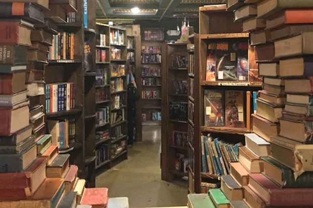 10 Great Places for DTLA Bookworms
