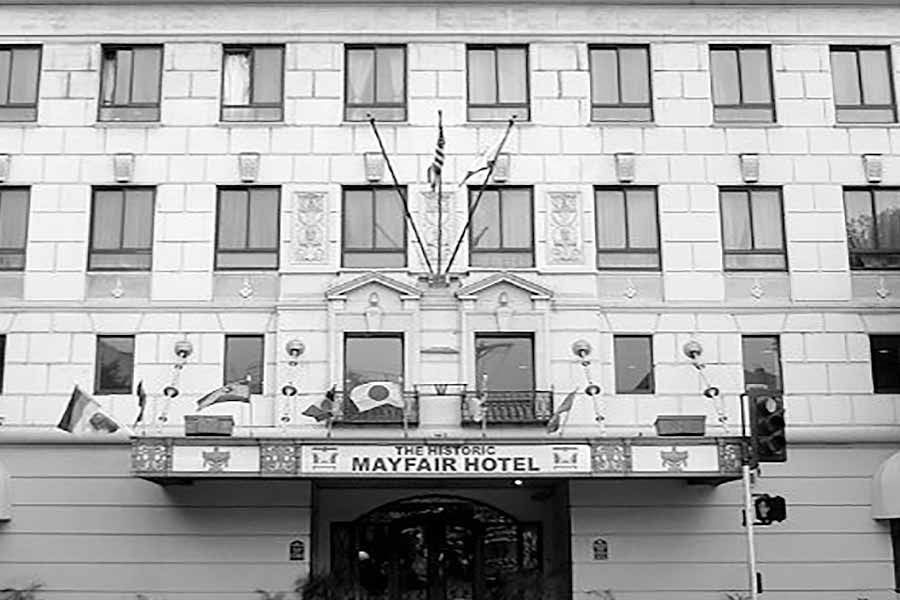 Monuments in Time: The Mayfair Hotel